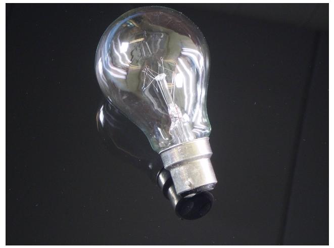 Glödlampa B22 15W Klar