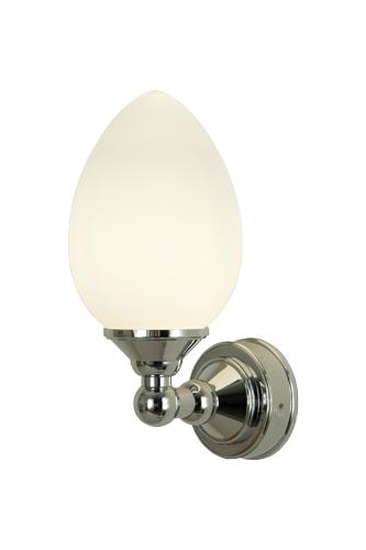 Vägglampa Luigi Krom - Aneta