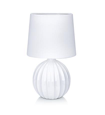 Bordlampa Melanie Vit - Markslöjd