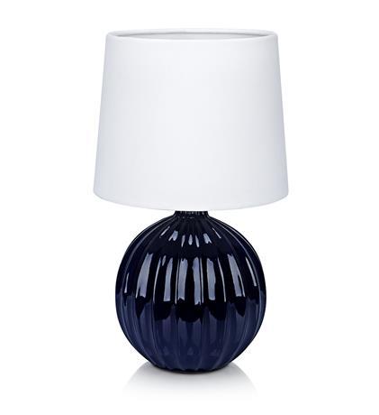 Bordlampa Melanie Blå - Markslöjd