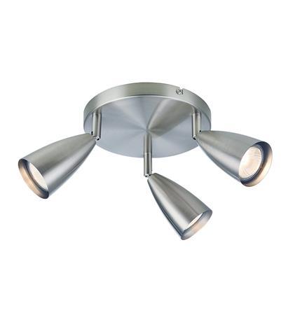 Taklampa Towler Silver - Markslöjd