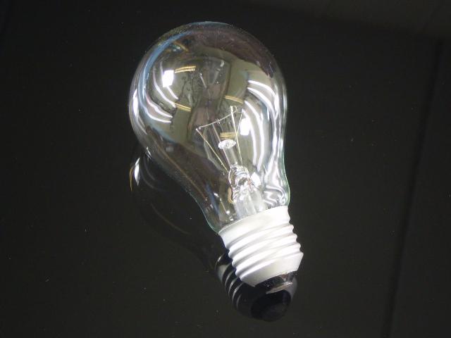 Glödlampa E27 60w