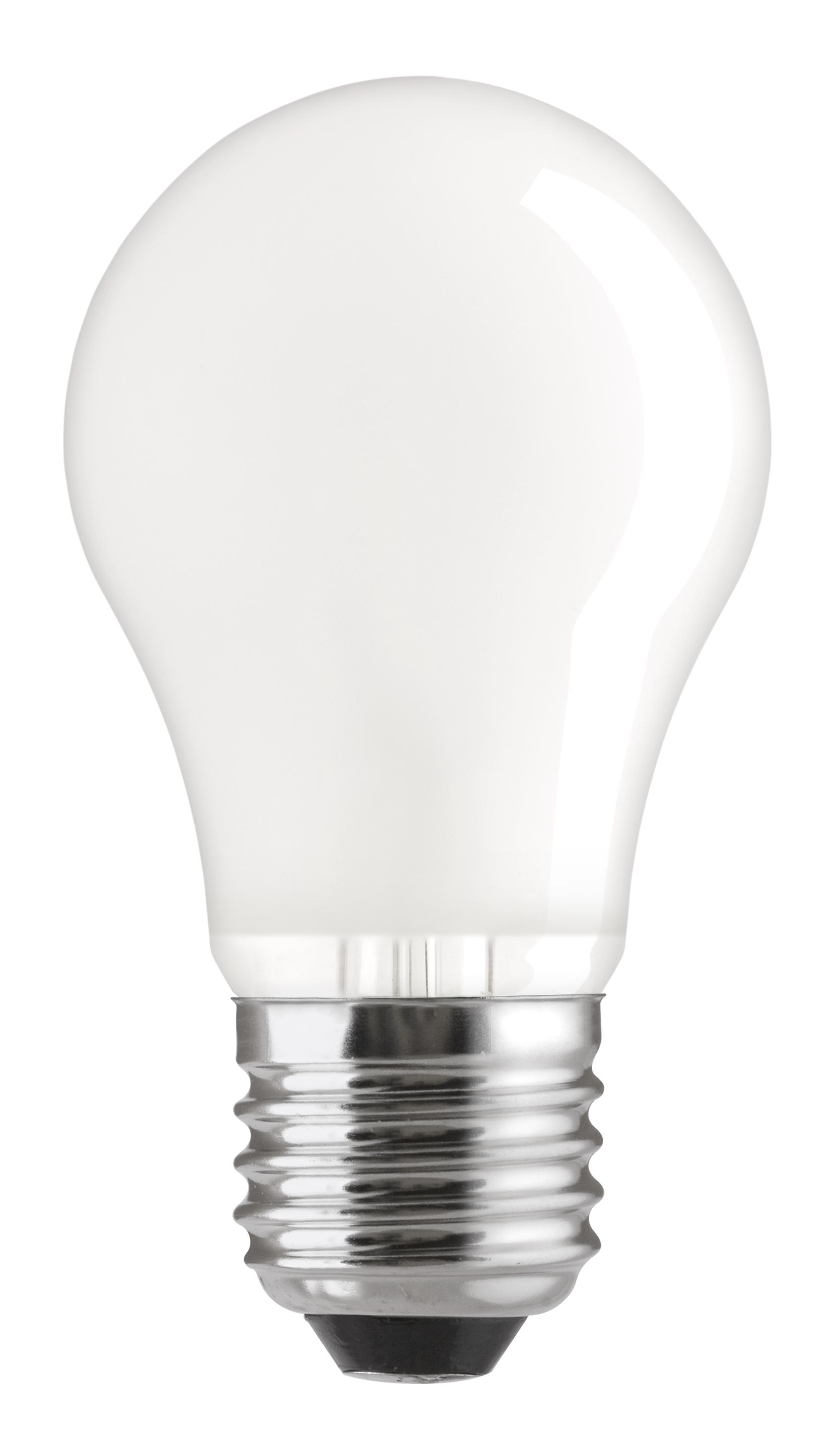 Matt Glödlampa E27 60w 2-Pack