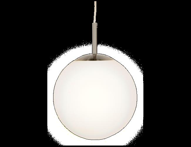 Taklampa Opal 30 cm - Aneta