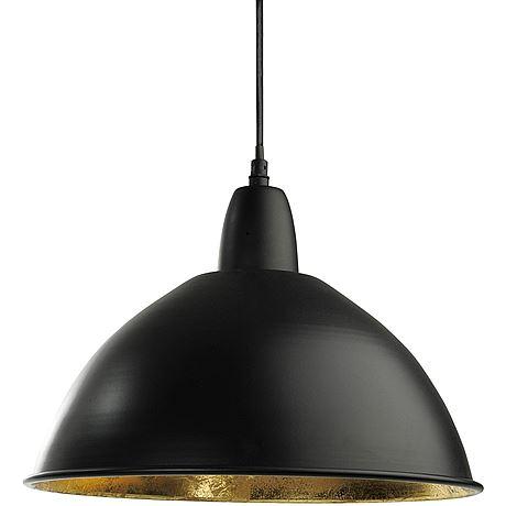 Taklampa Classic Ø47cm Svart/Guld - PR Home