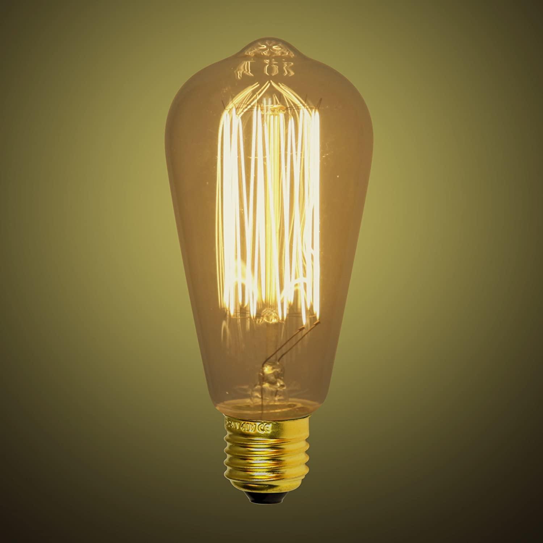 Koltrådslampa 40W - XQ -lite