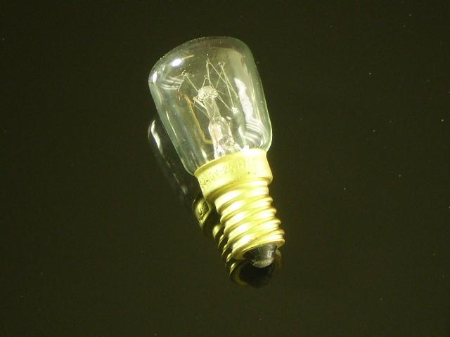 Päronlampa 15W E14
